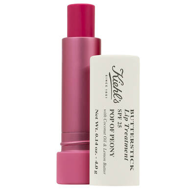 Butterstick Lip Treatment Pop of Peony SPF25 4g