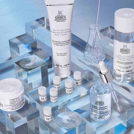 Clearly Corrective™ Accelerated Clarity Renewing Ampoules