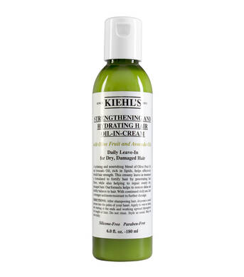 Strengthening and Hydrating Hair Oil-in-Cream