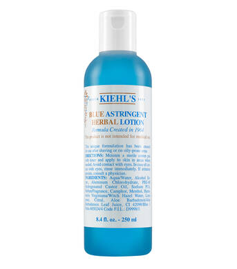 Blue Astringent Herbal Lotion