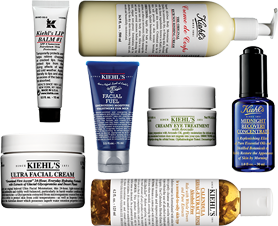 Kiehl's Packaging