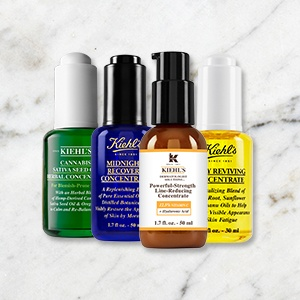 Facial oils & Serums